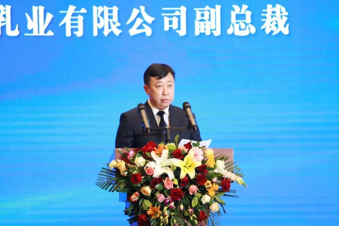 黑龙江飞鹤乳业有限公司副总裁魏静